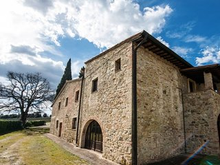 Farmhouse in San Gimignano ID 3579