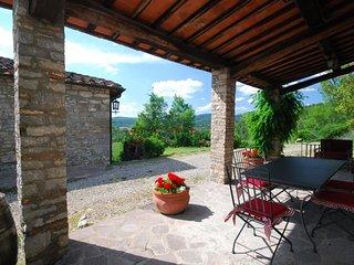 Villa in Gaiole in Chianti ID 3573