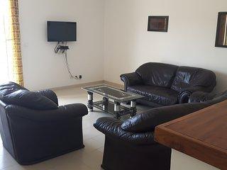 Appartement spacieux dans un endroit calme