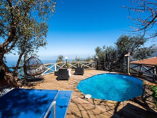 villa Milena with Pool and sea view