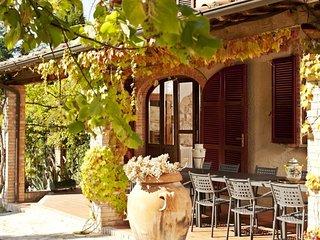 Villa in Asciano ID 3720