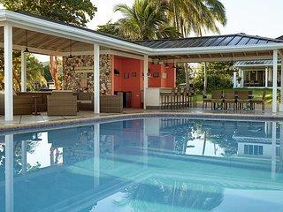 WATERFRONT VILLAS! WEDDINGS! FAMILY REUNIONS, JAMAICA,Coral Cay - Ocho Rios 6BR