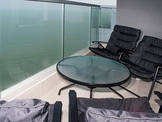 New duplex apartment, unforgettable view.