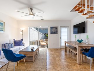 Key Biscayne Townhouse Steps from the Beach
