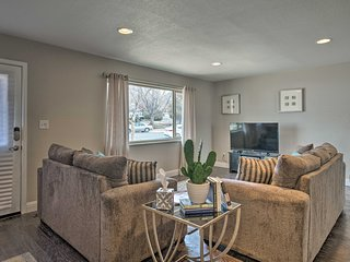 Colorado Springs Home - 10 Min to Downtown!