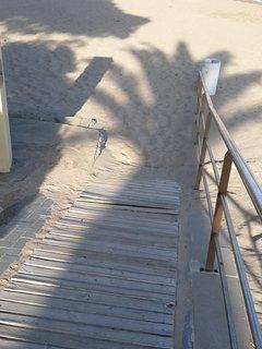 Acceso directo a la playa