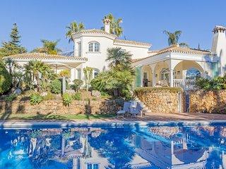 505 - Beautiful & Safe Villa, Close To The Beach