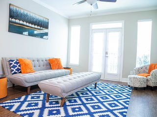 Atlanta Midtown/Buckhead Oasis 'Orange Crush Suite'