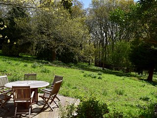 Luxury 3 bedroom cottage in 4 acres of private ancient woodland on Dartmoor