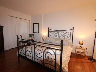Le Gîte du Vieux Limoilou ' L'appartement'