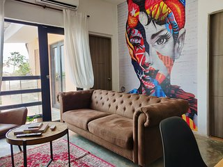 Modern 3 bedroom apartment in authentic Getsemaní