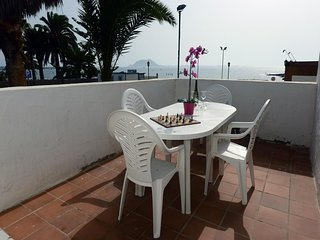 Lovely Canary House on the Beach of Corralejo with your pet