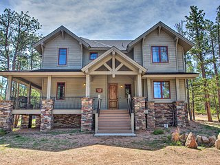 Lakefront House in Fox Acres Mtn Resort w/View!