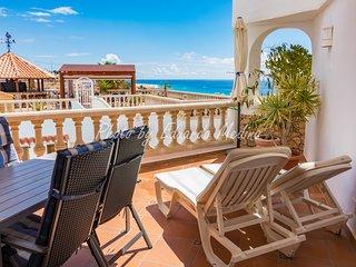 Precioso apartamento, con terraza y vista al mar