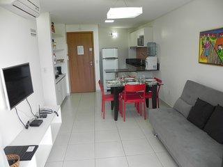 Flat 1 Quarto - Carneiros Beach Resort (B10-4) B10-4