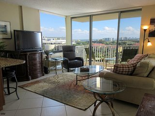Estero Beach & Tennis 1002C - WiFi, Balcony, Beach & Tennis Courts Access