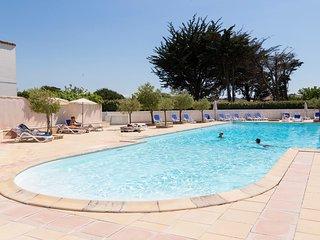 Accès piscine ! Suite charmante et cosy 8p, à 100m de la plage
