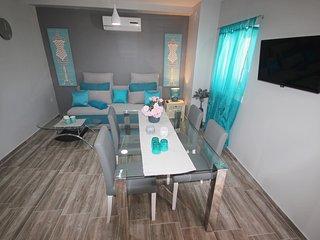 Groundfloor apartment Rustica with 2 bedrooms
