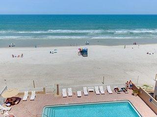 Oceanfront Daytona Beach Condo