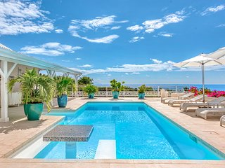LA MAGNOLIA... Comfortable family villa in French St Martin