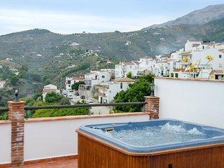 Beautiful villa with pool access