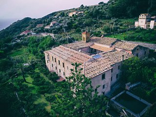 Ex Convento Cappuccini | house with kitchen-garden