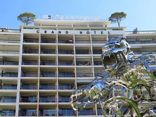 GHC3 - 2 rooms with terrace sea view and garden, on the Croisette