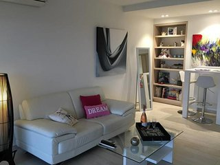 appartement 2 pieces - Terrasse vue mer