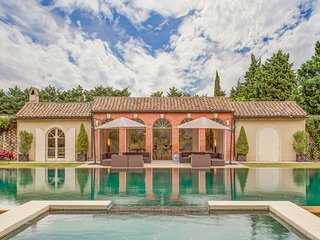 Serres Chateau Sleeps 29 with Pool and Air Con - 5049394