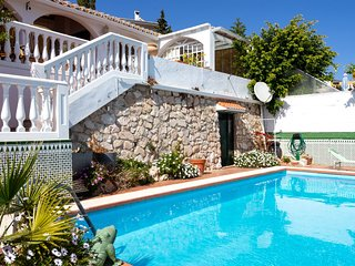 Wonderful villa with private pool in Fuengirola Ref 110