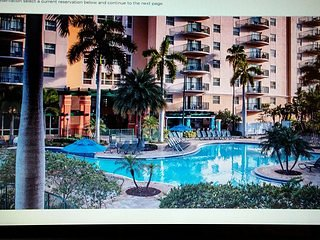 Palm-Aire, 2 bedrm dlx condo, Dec. 27, 2019 - Jan. 2, 2020. GOLF & New Years