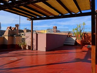 Spanish Steps Panoramic Terrace Penthouse