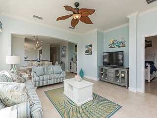 Cinnamon Beach Corner Unit 425!!  COMPLETELY REMODELED !