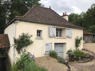 Le Petit Moulin, Lusigny sur Ouche, Sleeps 4
