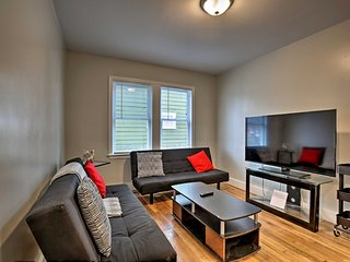 NEW! Cozy Boston Home w/ WiFi - Mins to Downtown!
