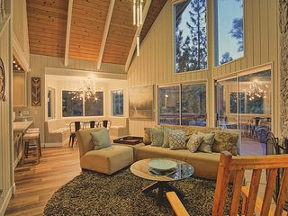 ✨3BR Tranquil Modern Mountain Home w/Lake Access✨