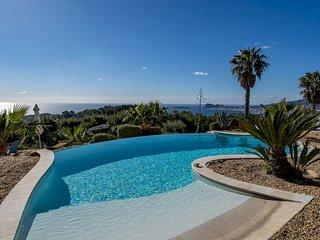 Ceyreste - Tres belle maison avec piscine et vue mer
