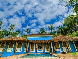 3 BHK Portugese Villa Near Vagator Beach