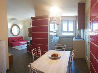 Appartamento con terrazza a 700 mt dal mare in Versilia