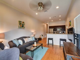 NOLA SUITES: BLISSFUL 1 BD WALK 4 BLOCKS TO JAZZFEST JUST MINUTES AWAY FROM FR Q