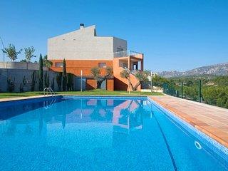 Villa Moderna Cerca de la Playa Almadrava