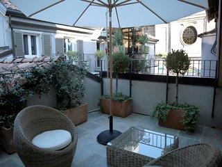 La Canonica Resort - Nizza Monferrato - Bilocale a 2 piani Perpetua con terrazza