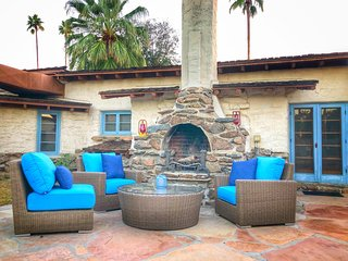 Casablanca Adobe - A Magical Oasis & Historic Home in the Heart of Palm Springs