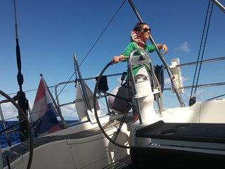 Grenadine Sailing. A vela tra le perle dei Caraibi