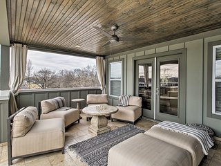 Nashville Townhouse w/ Rooftop - Near Downtown!