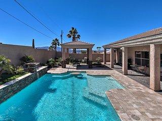 NEW! Lake Havasu City Home w/Pool - 15min to Beach