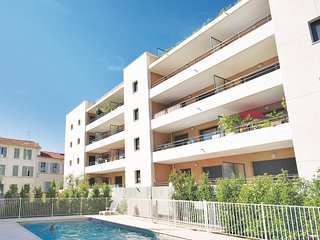 Awesome apartment in Cannes w/ Outdoor swimming pool, Outdoor swimming pool and