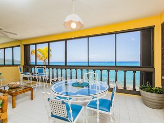 Sea La Vie - 1 BR/1 BA Beachfront Condo - Relaxing Getaway! Views! Snorkeling!