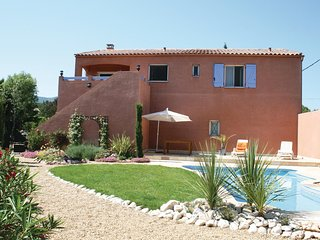 Awesome home in Prades sur Vernazobre w/ Outdoor swimming pool, Outdoor swimming