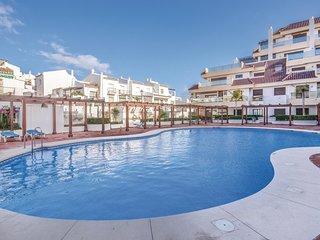 Amazing apartment in Manilva w/ Outdoor swimming pool, Outdoor swimming pool and